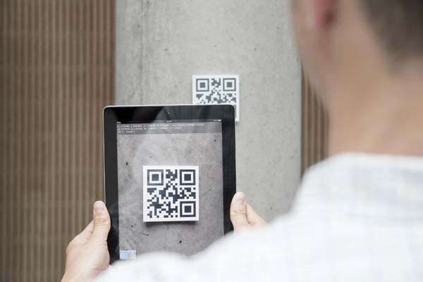 Indoor-Navigation mit QR-Codes